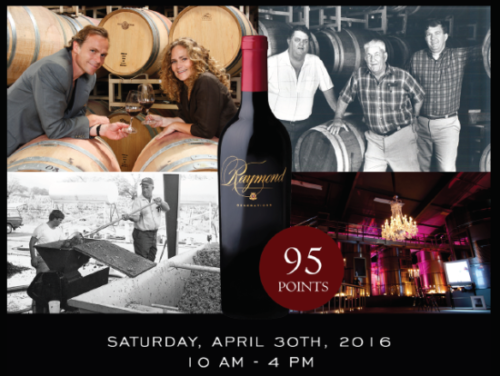 Raymond_Vineyards_2013_Generations_Release_Party