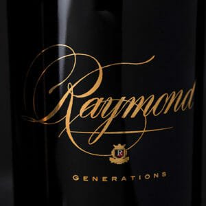 raymond vineyards generations release party